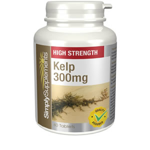 simply supplements sea kelp 600mg